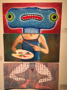 Exquisite Corpse Group show