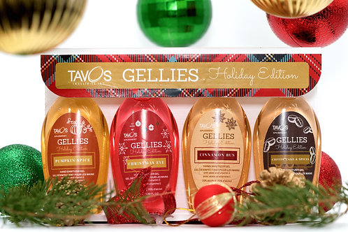 GELLIES Holiday Edition Gift Set
