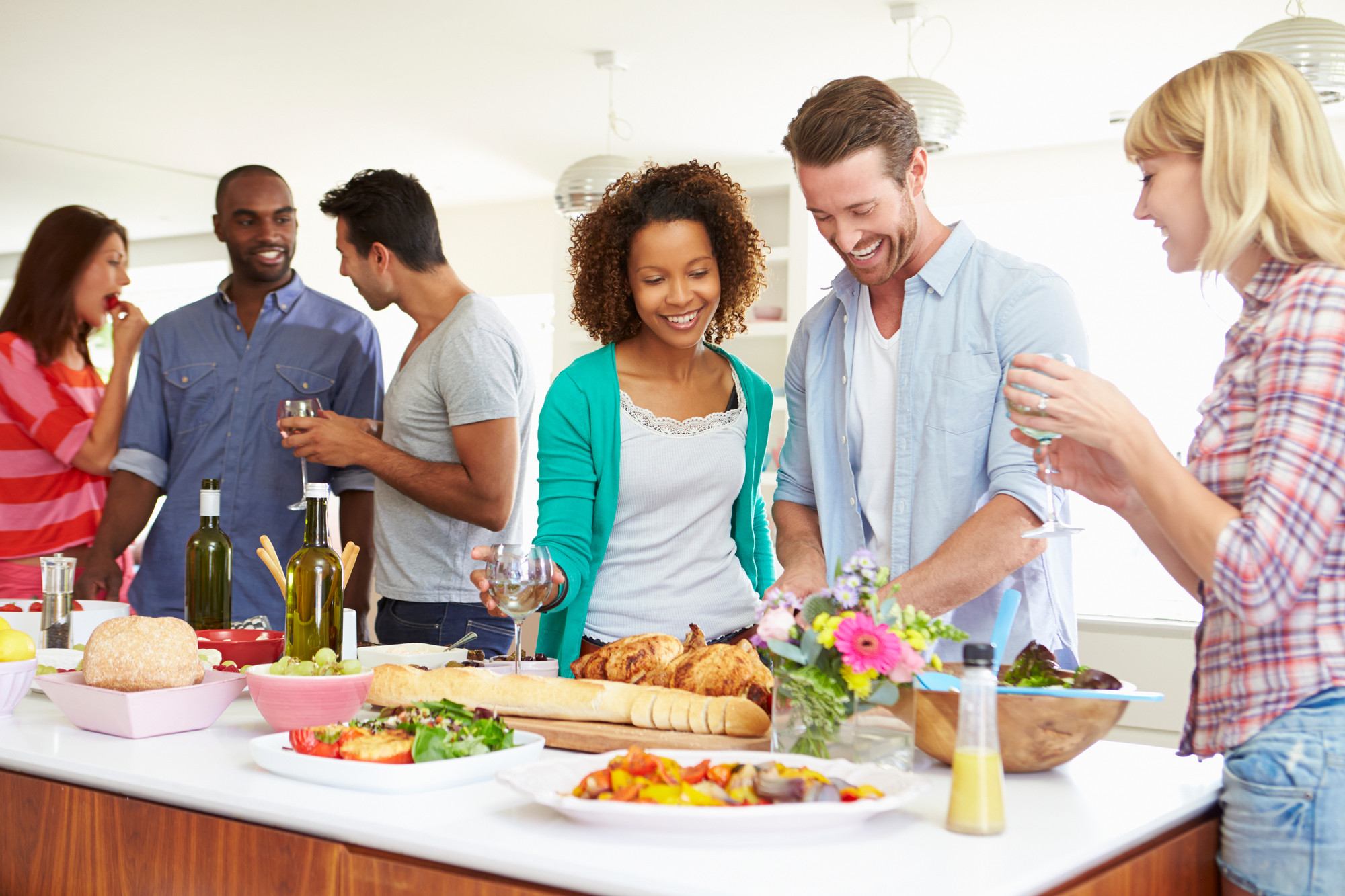 Group Cooking Parties