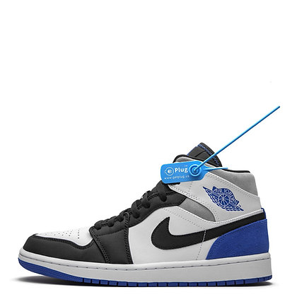 "Jordan 1 Mid SE ""Royal Black Toe"""
