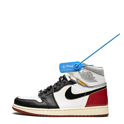 "Jordan X Union Jordan 1 ""Black Toe"""