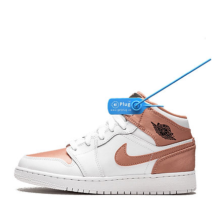 "Jordan 1 Mid GS ""Rose Gold"""