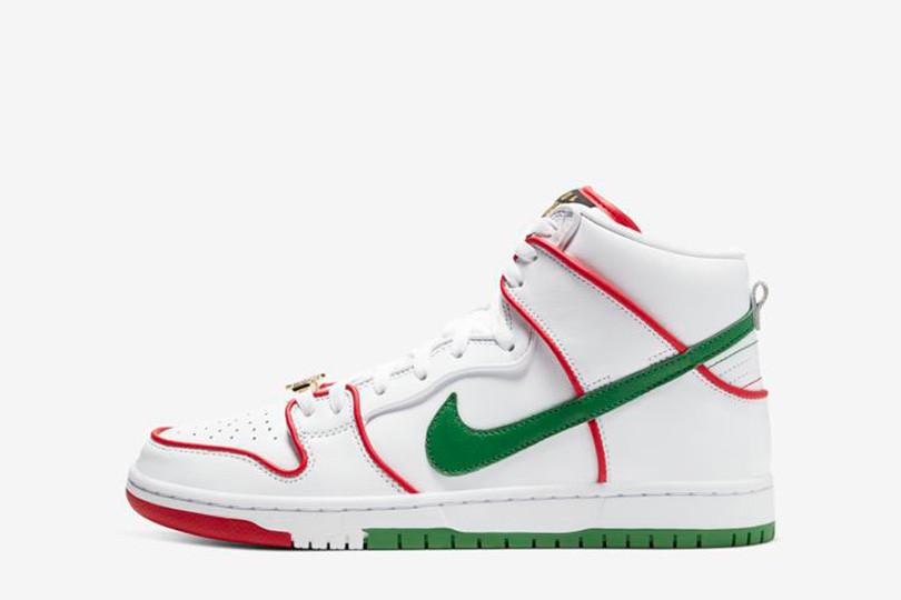 Nike SB Paul Rodriguez Dunk Hi
