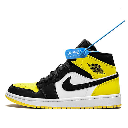 """Jordan 1 Mid """"Yellow Toe"""""""