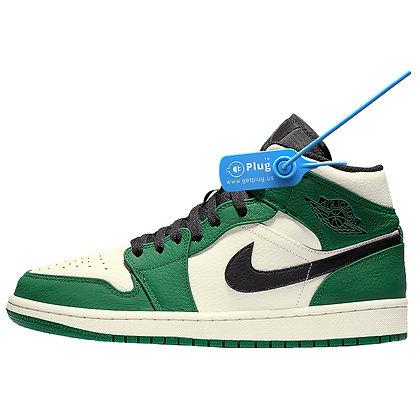 Jordan 1 Pine Green Mid SE