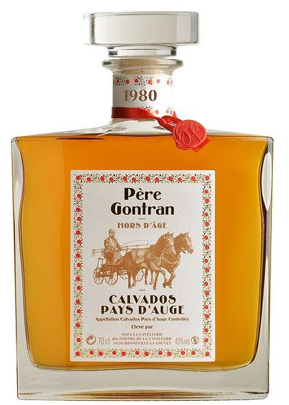 Calvados hors d'âge, 25 ans coffret luxe