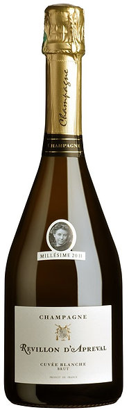 Cuvée blanche champagne