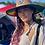 Thumbnail: Tie-Dye Straw Hat