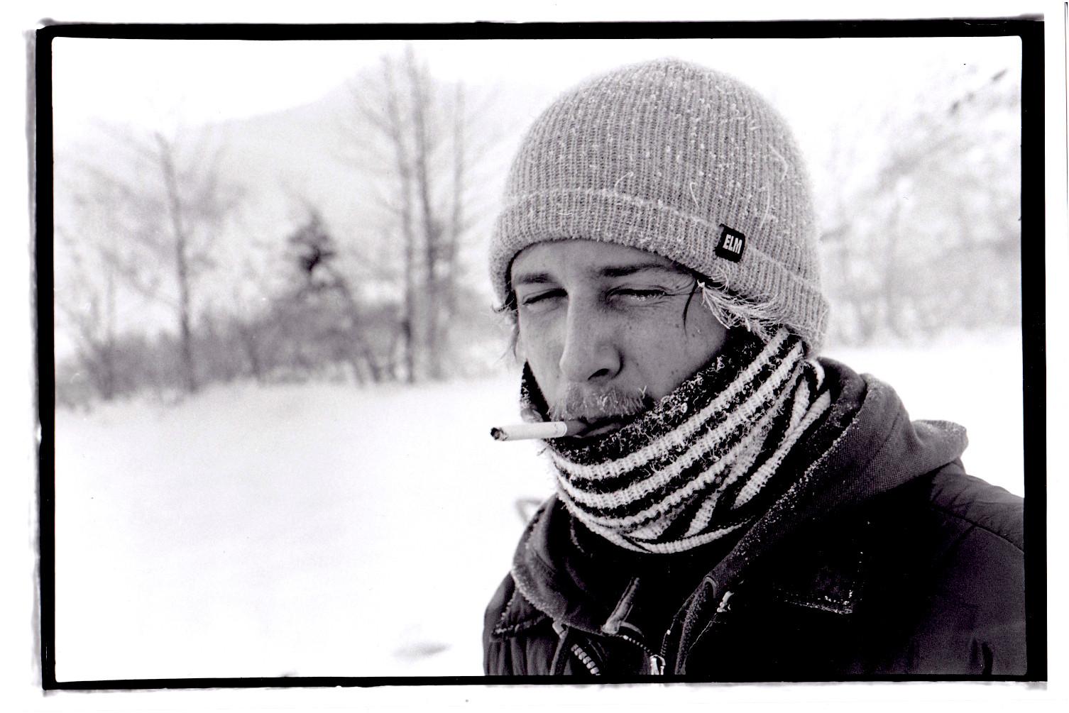 Chris Larson - Turnagain Pass, AK