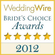 Video Memories, LLC Awarded WeddingWire Bride's Choice Awards™ 2012 for Wedding Videography