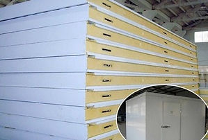 Walk In Cooler Panels >> New Freezer Panels Canada Vfreezer