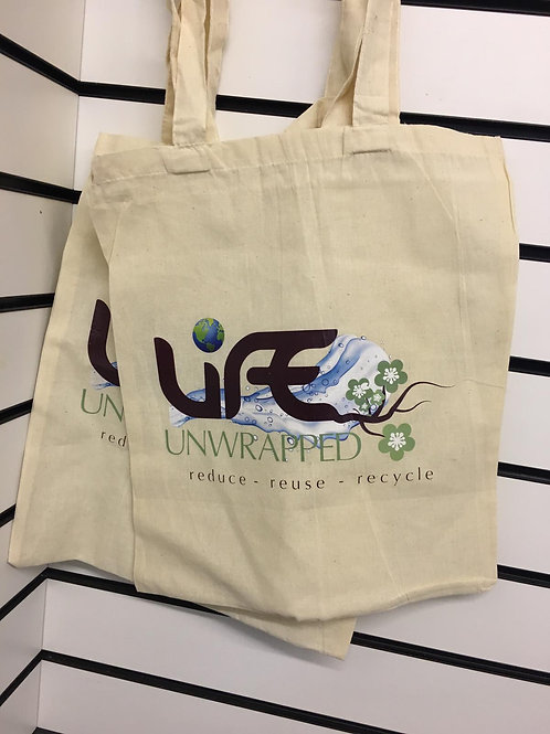 Life Unwrapped Tote Bag