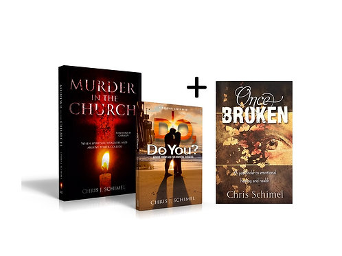 Three Book Special Price