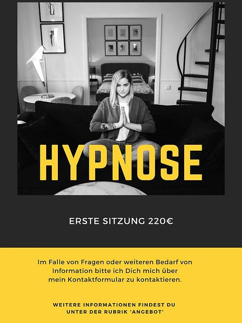 Hypnose - Erstbehandlung