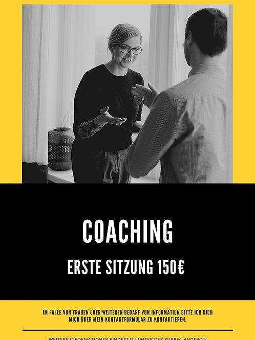 Coaching - Erste Sitzung