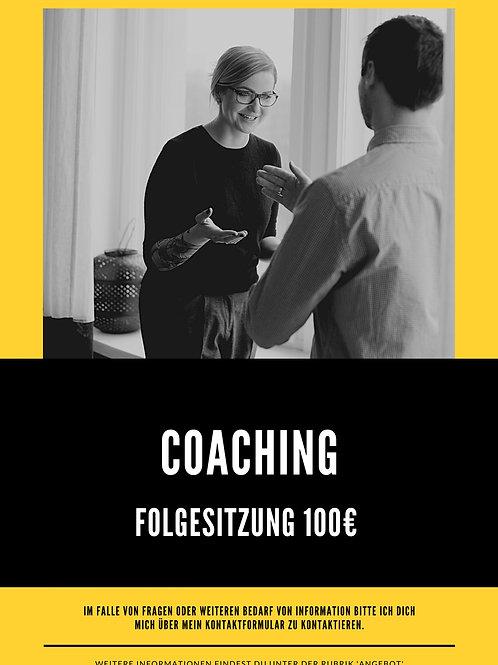 Coaching - Folgesitzung