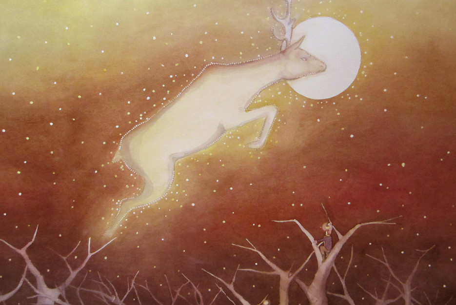 The Stag & The Moon