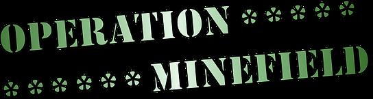 Operation Minefield Logo