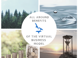 The All Around Benefits of the Virtual Business Model