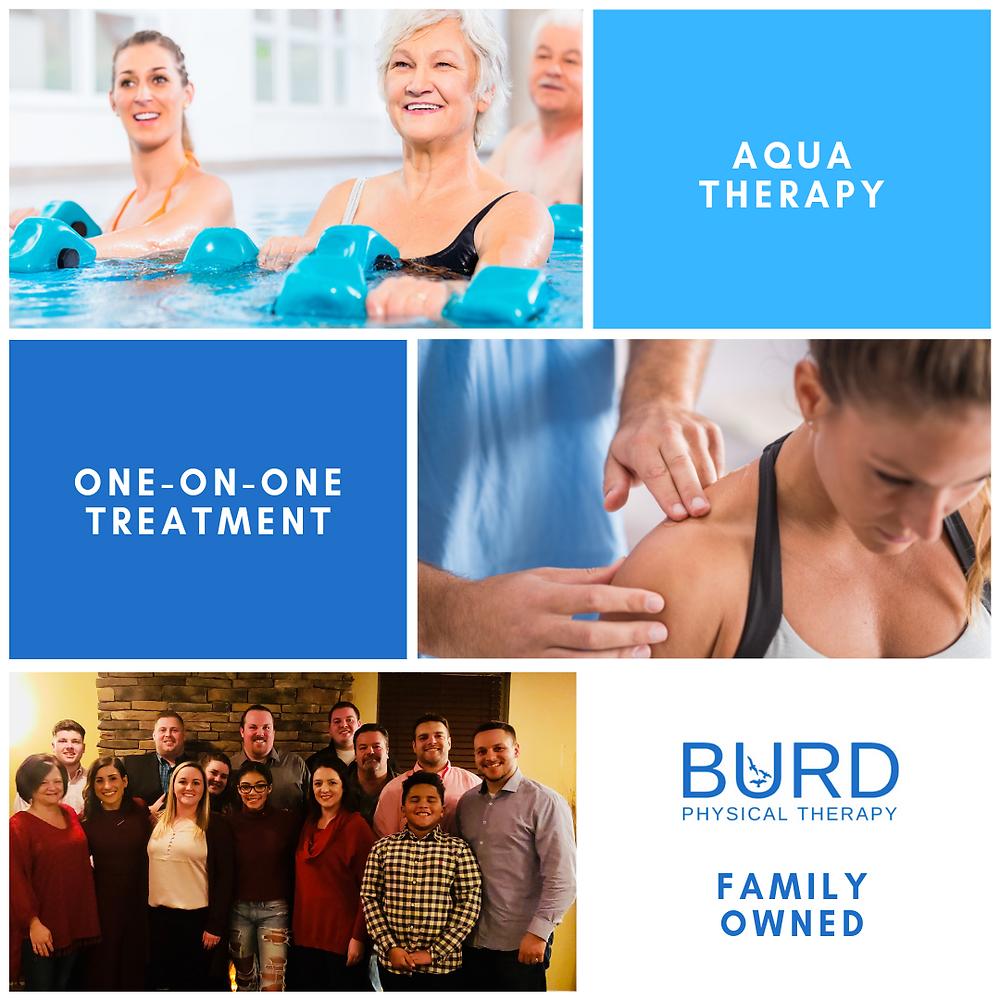 Burd PT - Aqua Therapy