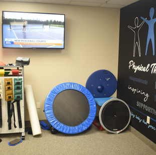 Burd Physical Therapy Equipment