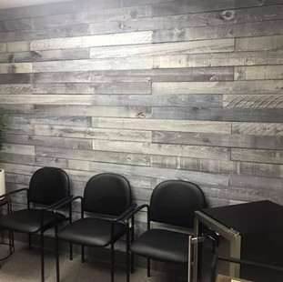 Burd Physical Therapy Reception Area