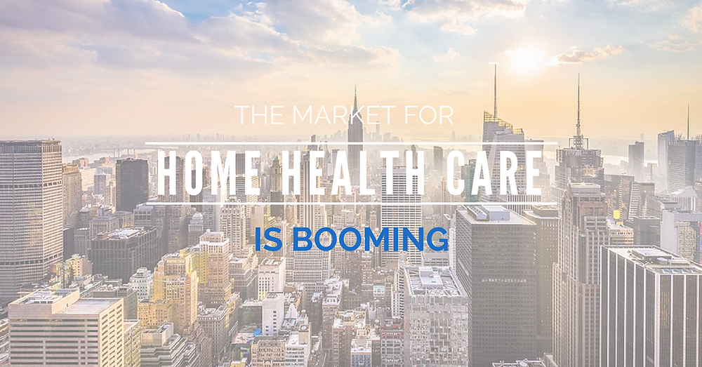 home health care booming, cdpap, burd home health, 2018, PCA, HHA, CDPAS