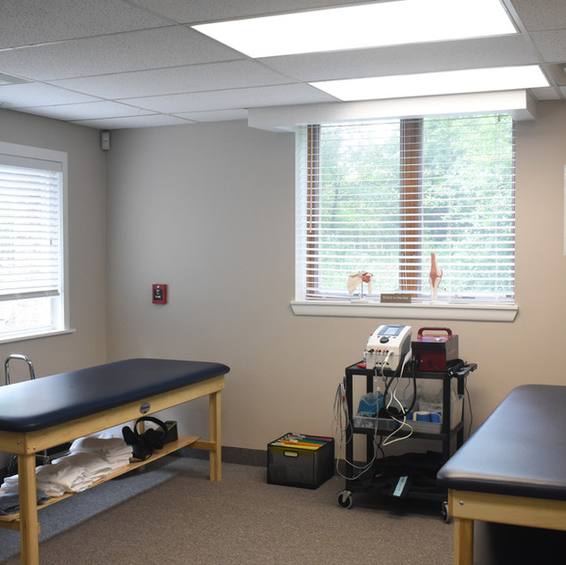 Burd Physical Therapy Treatment Tables