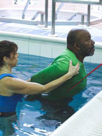 Heated Aqua Therapy