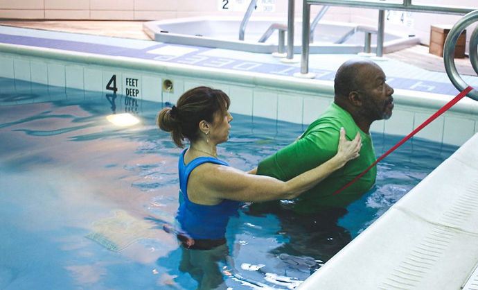 Heated Aquatic Therapy