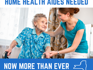 Home Health Care Aides Needed Now More than Ever
