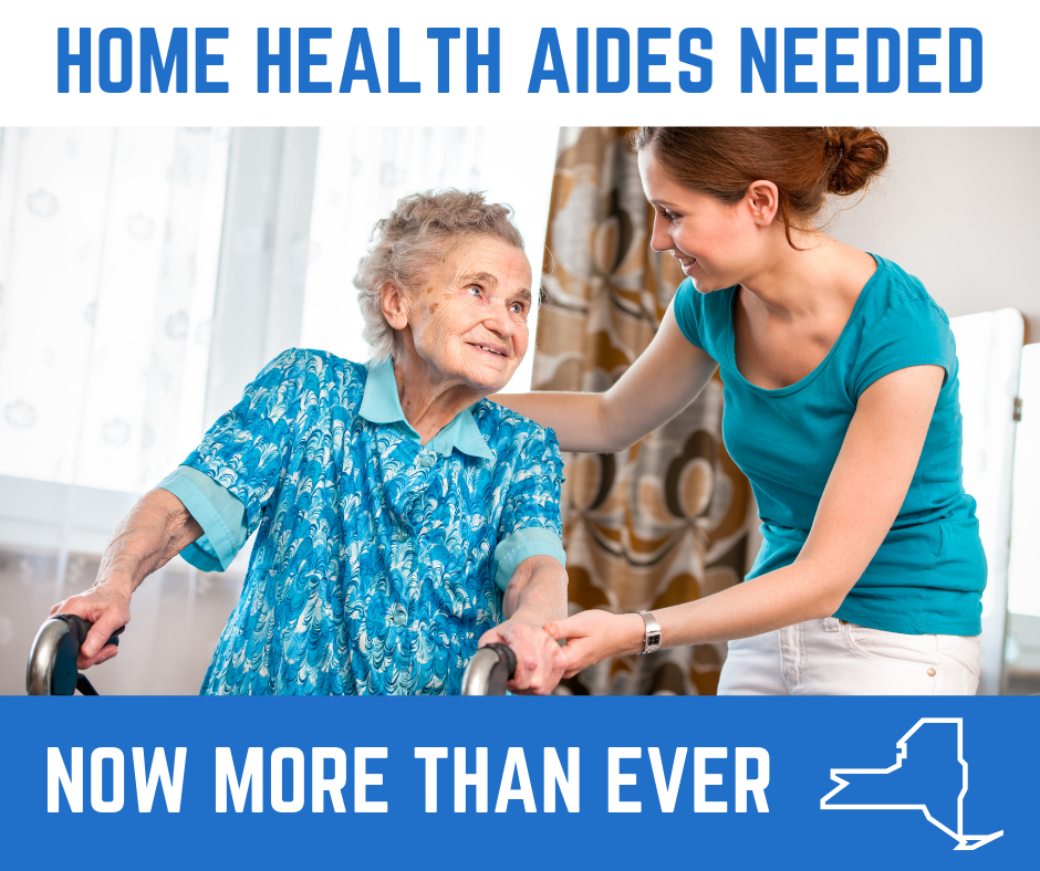 Home Health Aides Need in New York