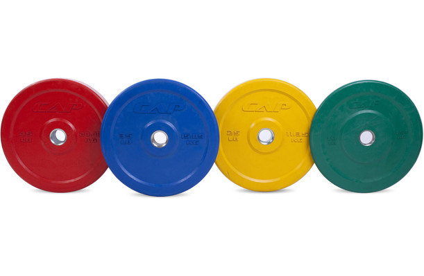 Burd Physical Therapy Bumper Plates