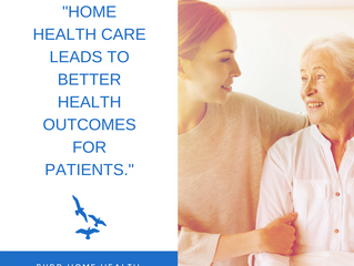 Home Health Care Improves Patient Outcomes