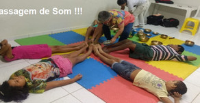 Massagem de Som...                  Terapia Alternativa !