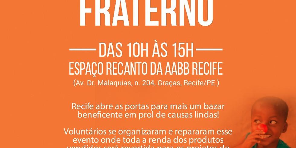 Bazar Solidário !!!