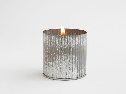 Industrial Tin 100% Soy Candle **CLOSEOUT**