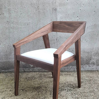 Have you seen our new locally made dining chairs in custom upholstery and solid walnut! We can customize them to your specifications!_.jpg.jpg.jpg