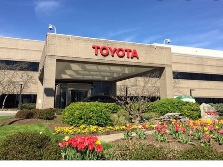 TOYOTA looks to hire 400 employees