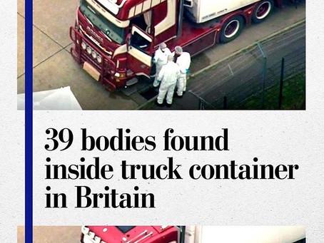 39 Bodies found