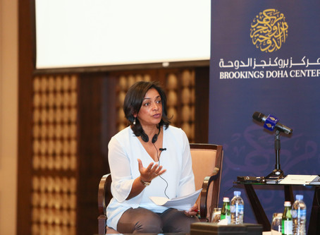International Women's Day Doha - Incredible Moderator