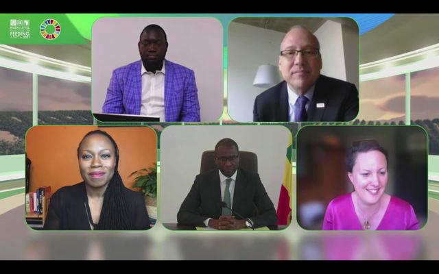 High-Level Dialogue on Feeding Africa 2021
