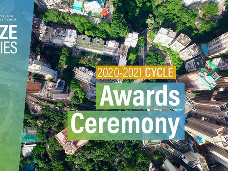 WRI Ross Center Prize for Cities
