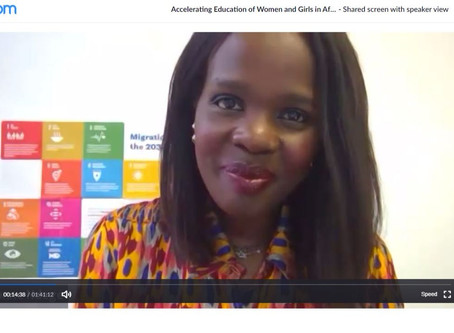 Educating Women and Girls in Africa