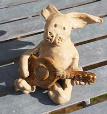 Guitar Hare