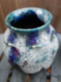 Raku pot blues and crackles.jpg