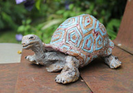 Stoneware tortoise