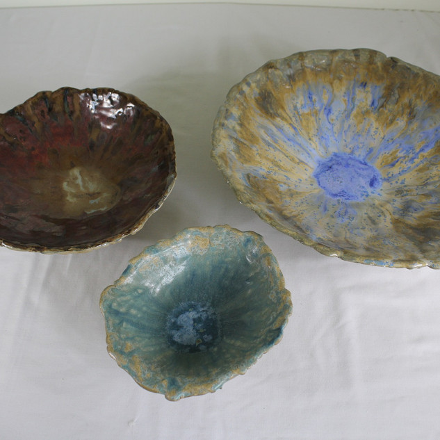 tripod glazes
