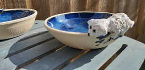 Dog bowl 16 c.m