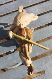 Violin Hare